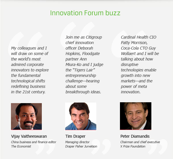 Innovation Forum buzz